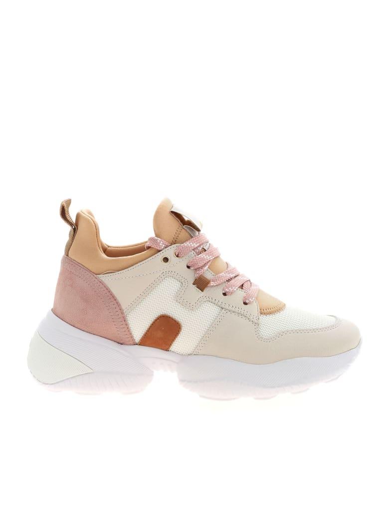 Hogan Laced Shoes - Rosa