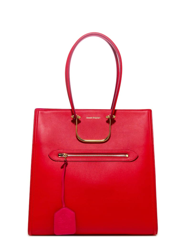 Alexander McQueen Handbag - Pink