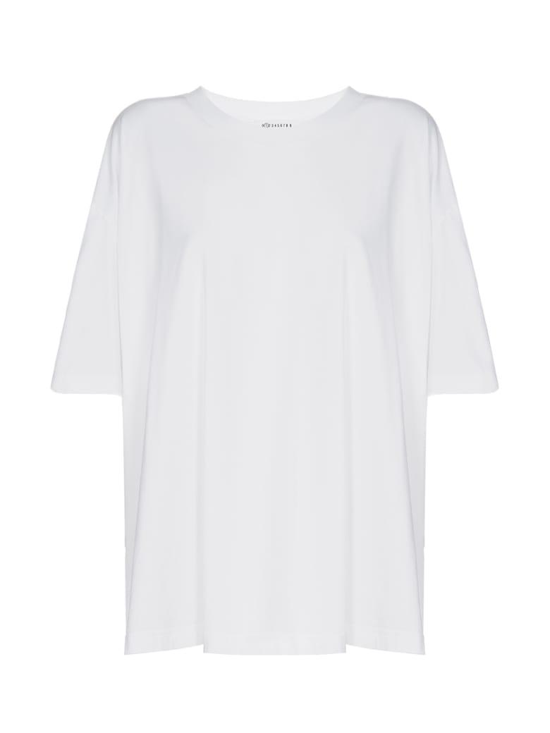 Maison Margiela Short Sleeve T-Shirt - Optic white