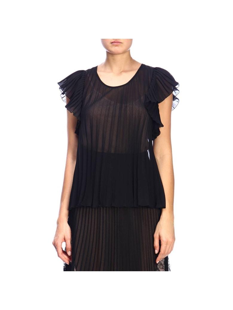 Boutique Moschino Top Top Women Boutique Moschino - black
