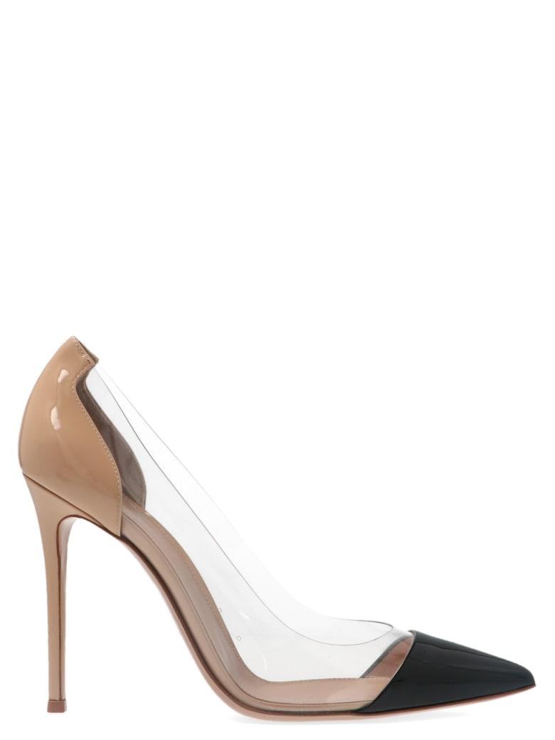 Gianvito Rossi 'plexi' Shoes - Multicolor