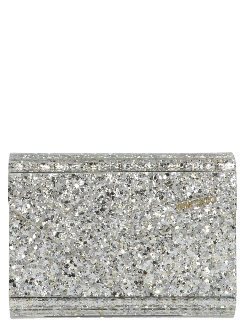 Jimmy Choo 'candy' Bag - Silver