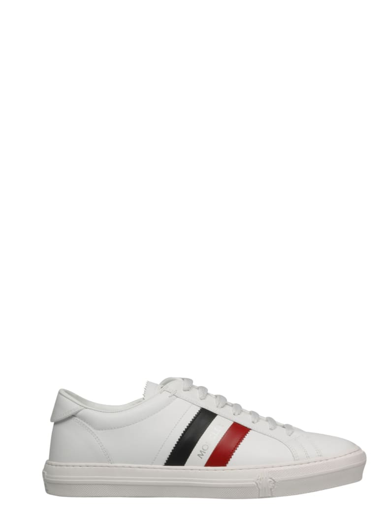 Moncler Shoes - White