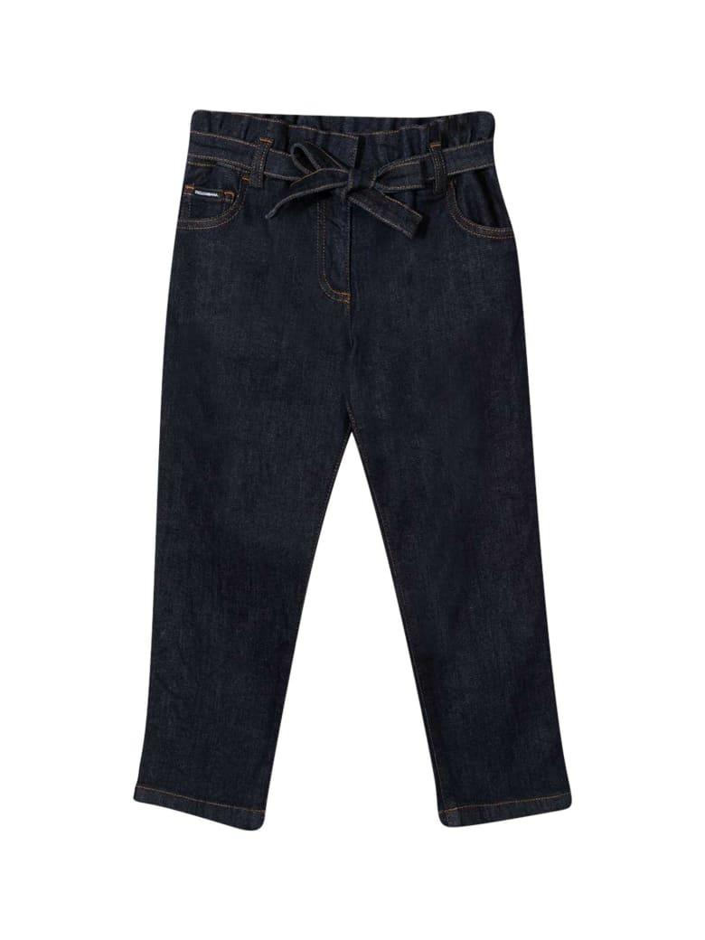 Dolce & Gabbana Dark Jeans - Blu