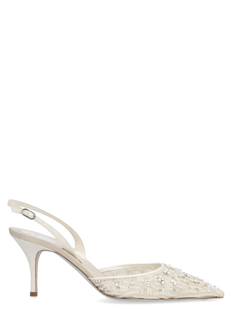 René Caovilla 'sanderella' Shoes - White