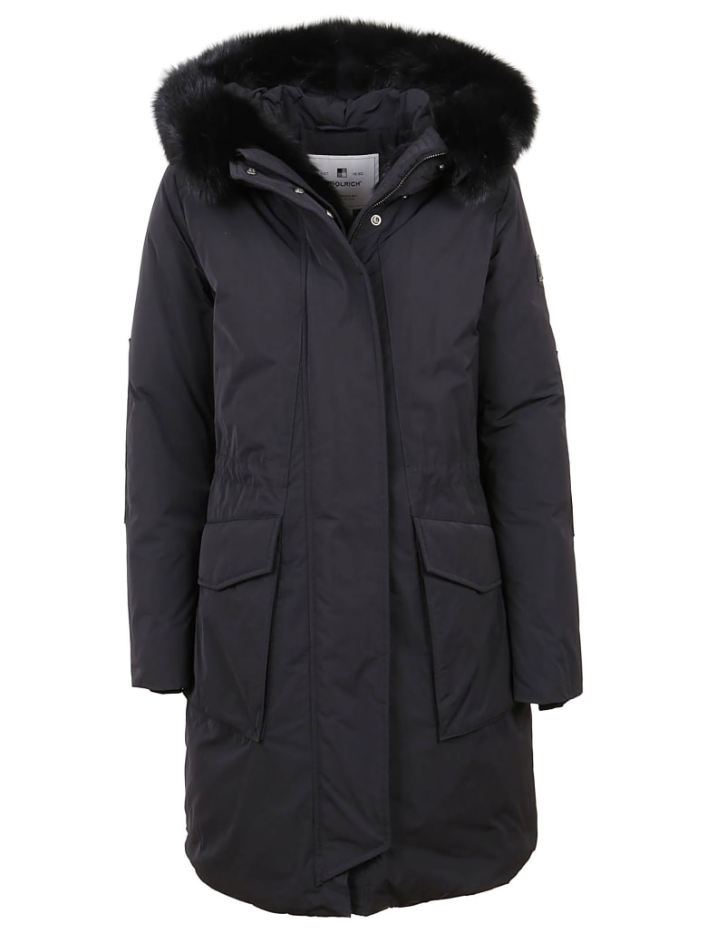 Woolrich Down Jacket - Black