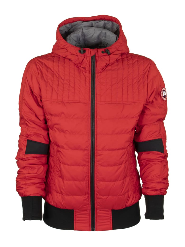 Canada Goose Cabri Hoody Red - Red