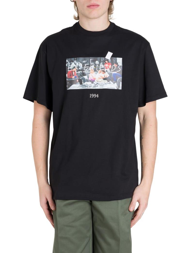 Throwback T-shirt Friends - Nero