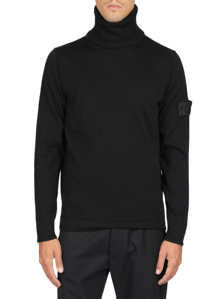 Stone Island Shadow Project Sweater - Nero