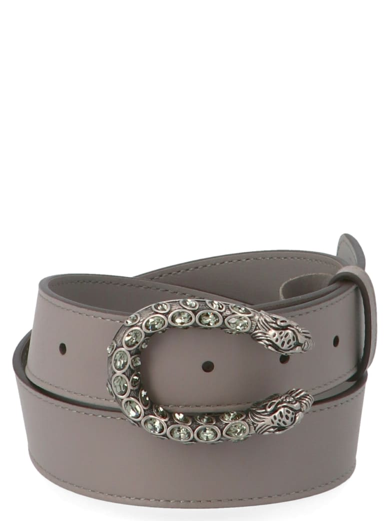 Gucci 'dionysus' Belt - Grey