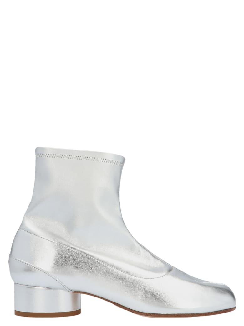 Maison Margiela 'tabi' Shoes - Silver