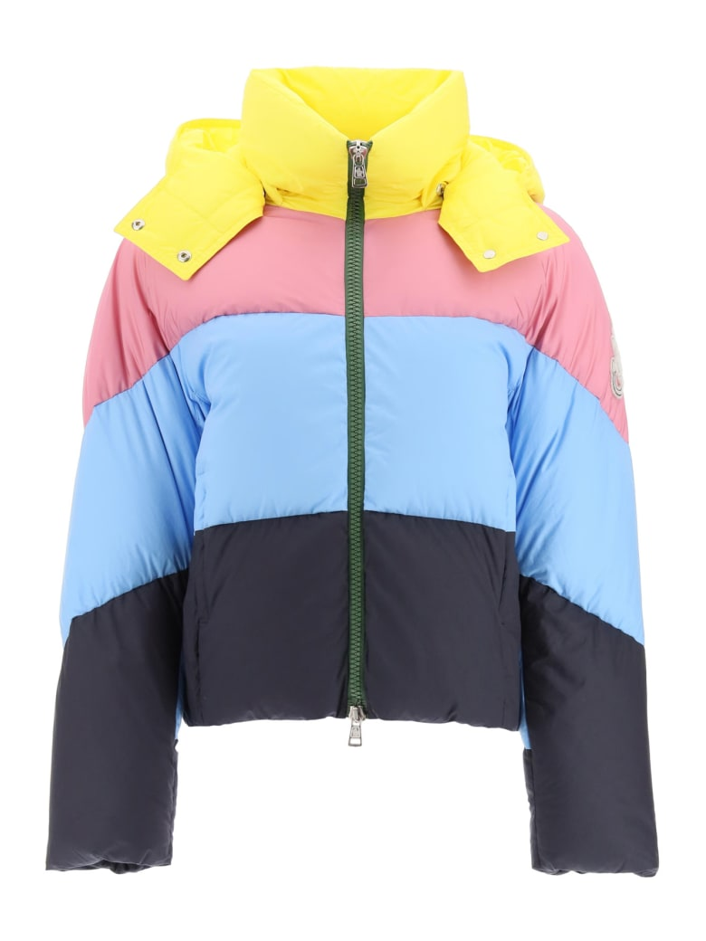 Moncler Bickly Moncler Down Jacket - Multicolore