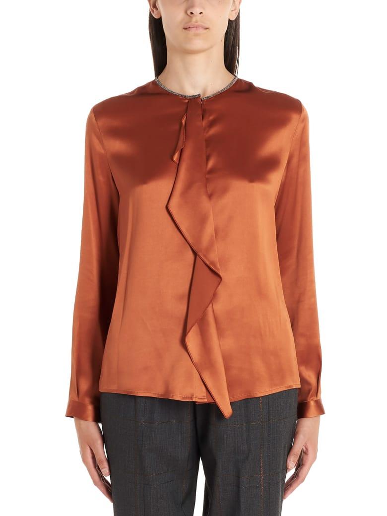 Fabiana Filippi Skirt - Orange