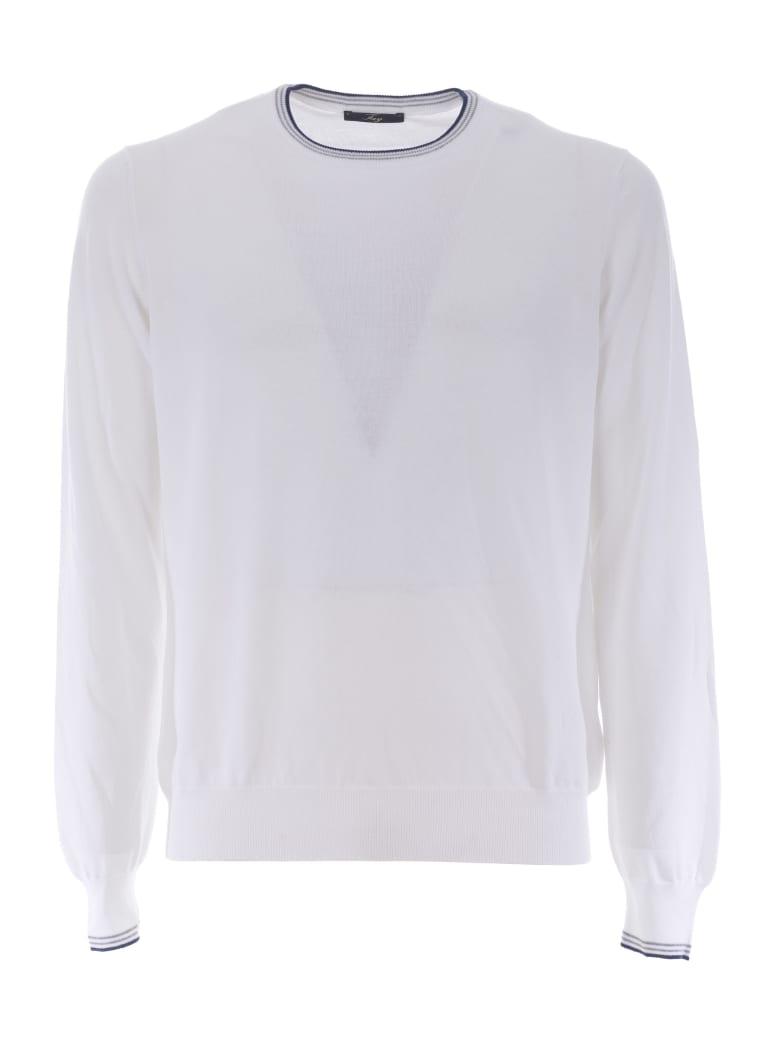 Fay Sweater - Bianco