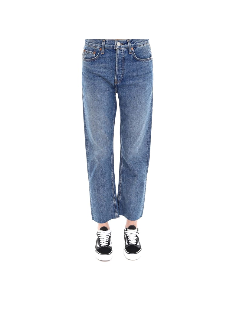 RE/DONE Jeans - Blue