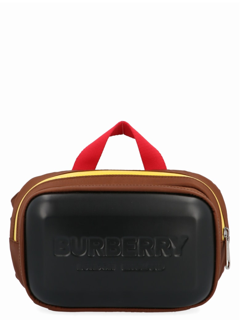 Burberry 'moulded West' Bag - Multicolor