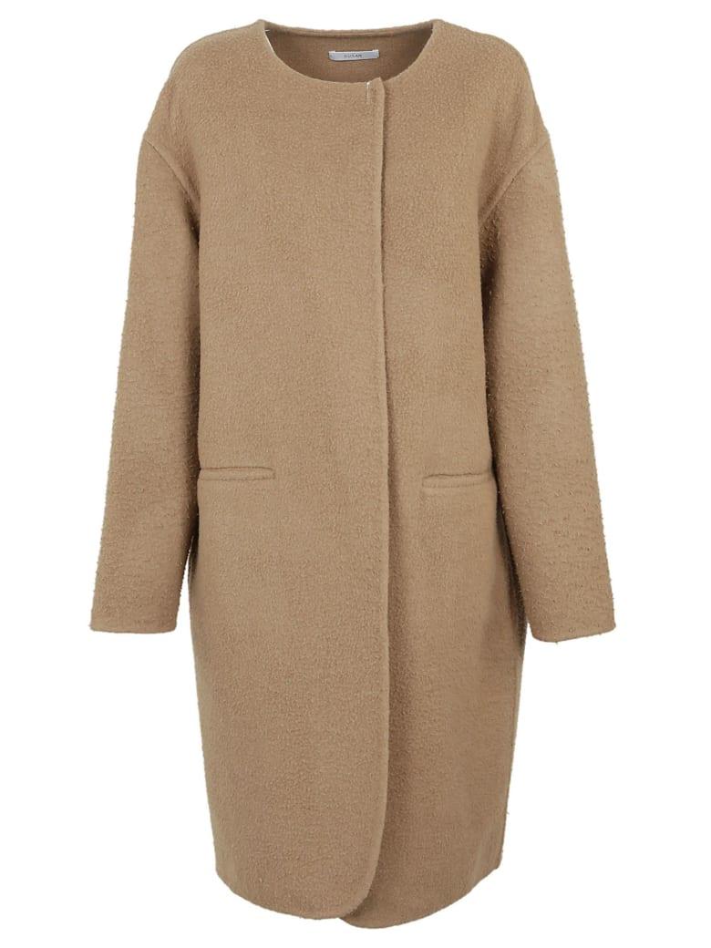 Dusan Long Coat - Camel
