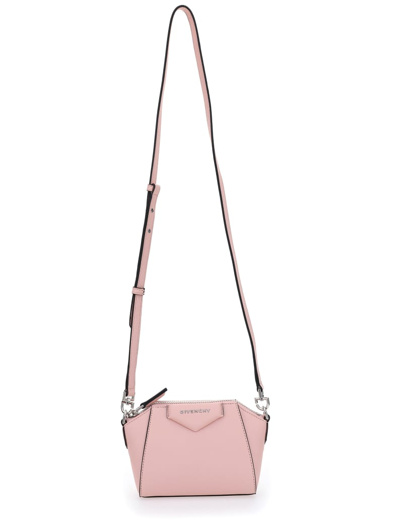Givenchy Nano Antigona Bag - Pink