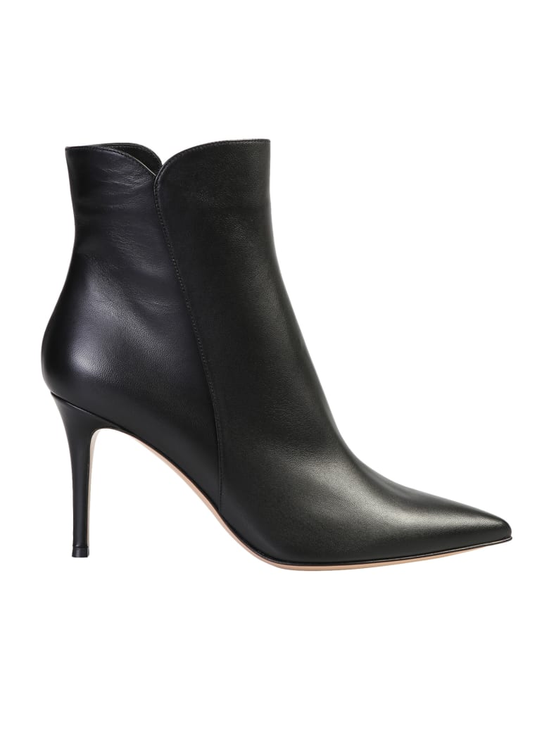 Gianvito Rossi Ankle Boots - Black