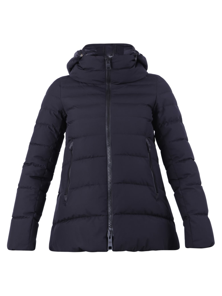 Herno Nylon Padded Jacket - Black