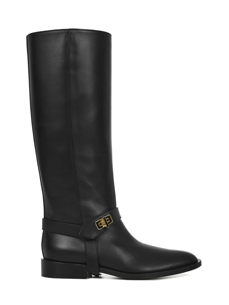 Givenchy Boots Eden - Black