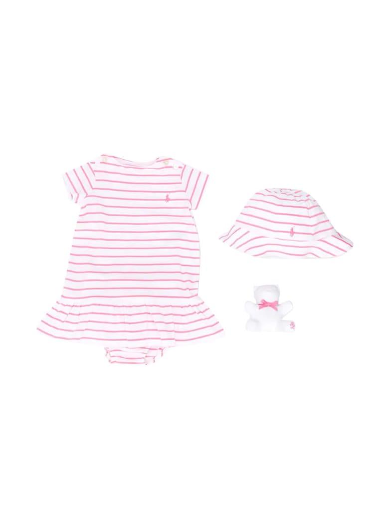 Ralph Lauren Newborn Outfit - Rosa