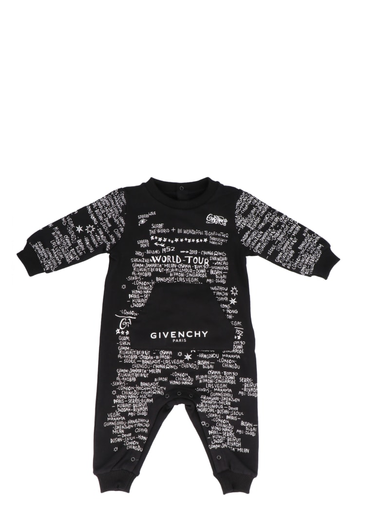 Givenchy Baby Suits - Black
