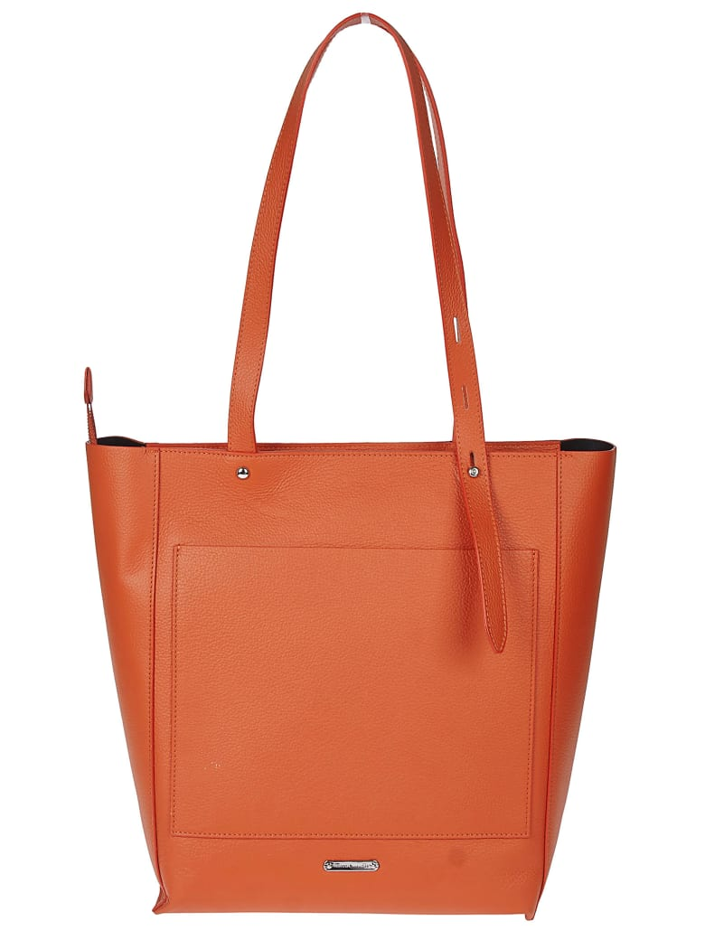 Rebecca Minkoff North South Tote - Orange