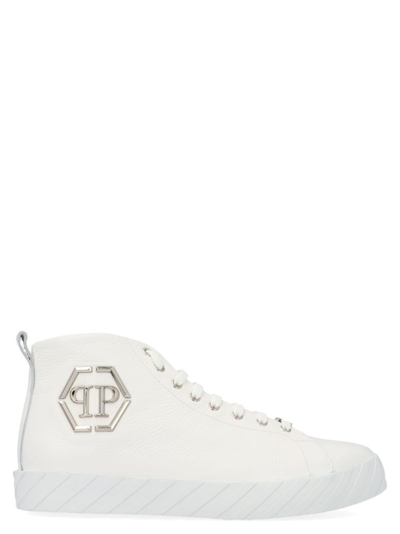 Philipp Plein 'original' Shoes - White