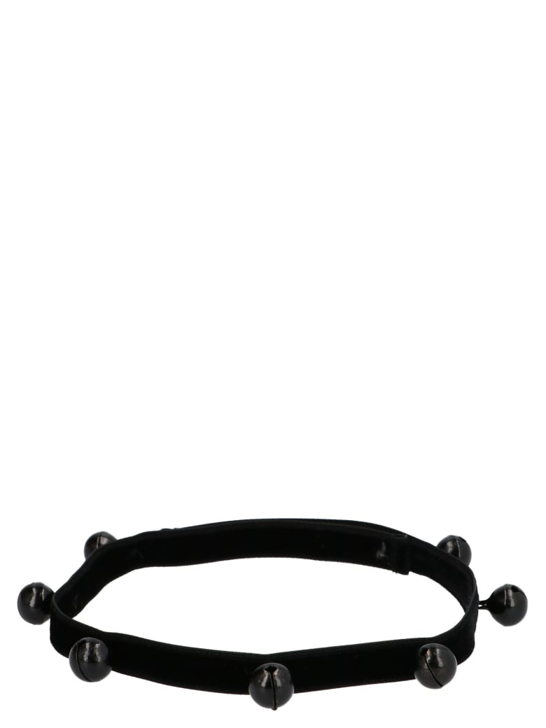 Ann Demeulemeester Chocker - Black