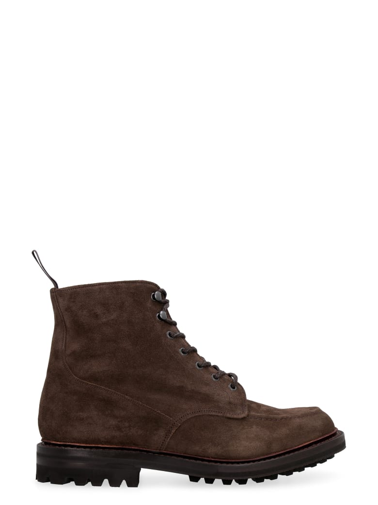 Church's Mc Veigh Lw Suede Ankle Boots - brown