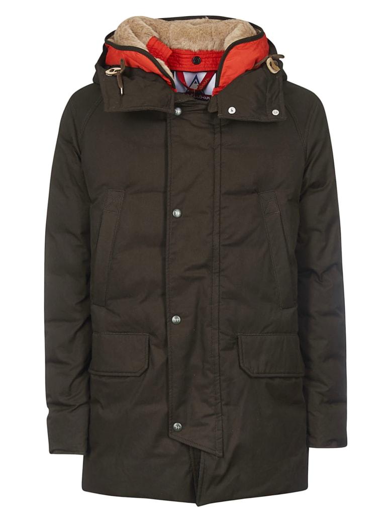 Holubar Hooded Jacket - Verde