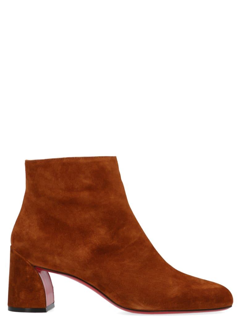 Christian Louboutin 'turela' Shoes - Brown