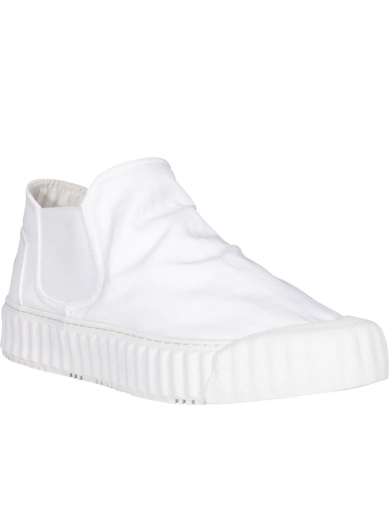 Elena Iachi Beatles Sneakers - White