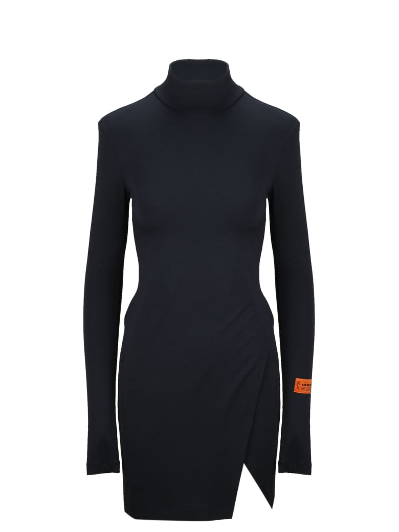HERON PRESTON Dress - Black