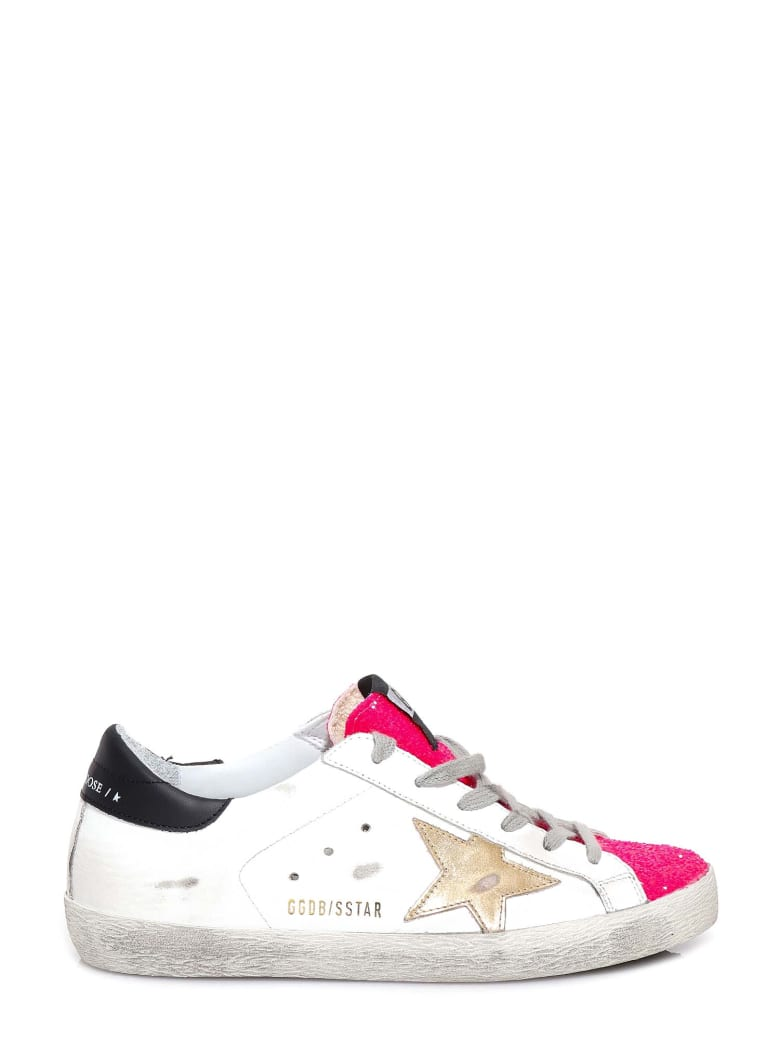 Golden Goose Superstar Sneakers - Pink
