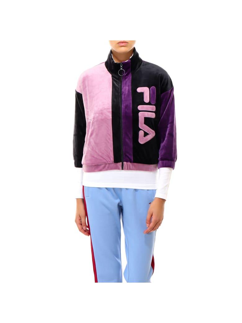 Fila Sweatshirt - Purple