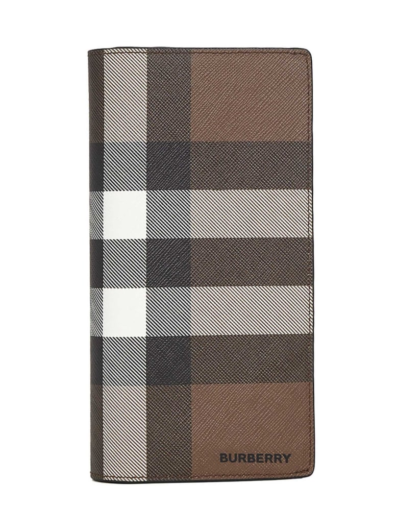 Burberry Continental Wallet - Brown