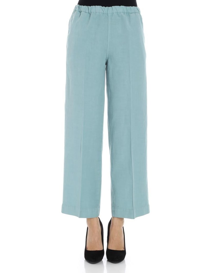 QL2 - Portia Trousers - Azure