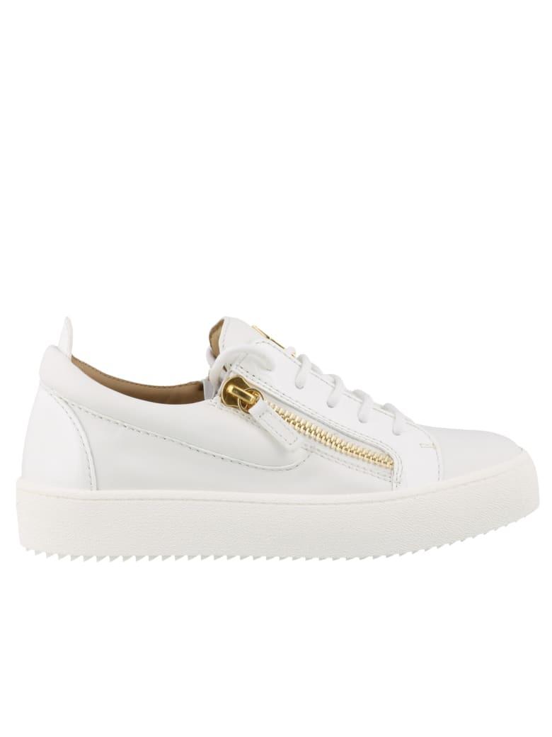 Giuseppe Zanotti Gail Sneakers - Bianco