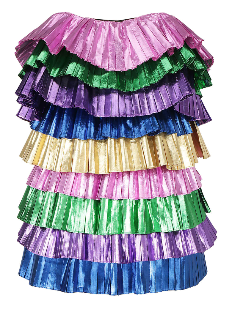 The Attico Dress - Multicolor