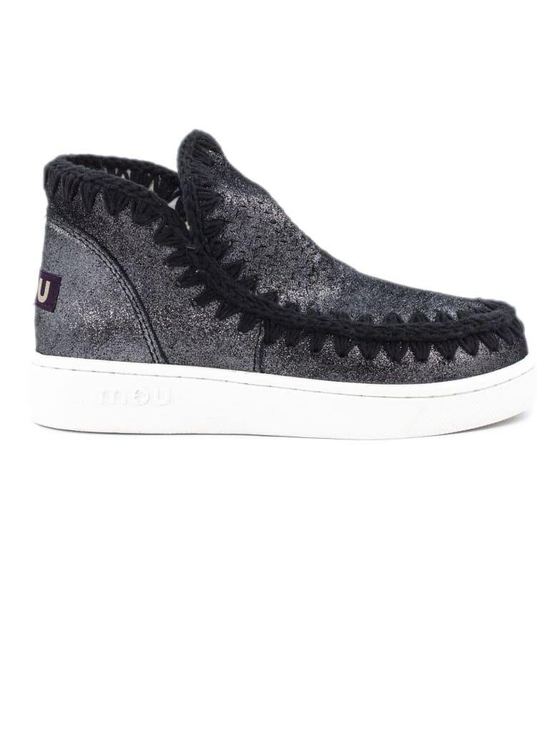 Mou Summer Eskimo Sneaker - Nero
