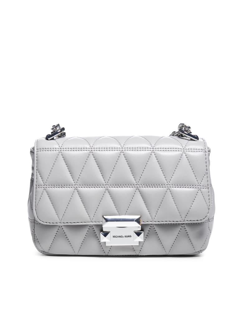 MICHAEL Michael Kors Shoulder Bag - Pearl grey