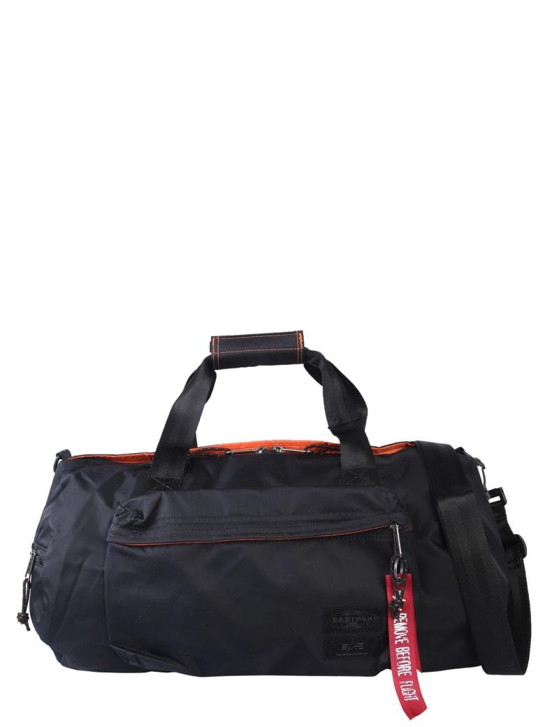 Alpha Industries Calum Black Alpha Bag - NERO