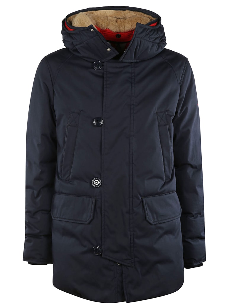 Holubar Boulder Down Jacket - blue