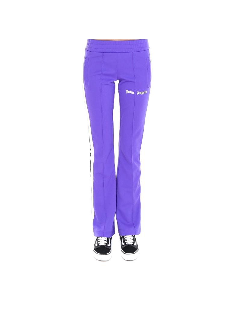 Palm Angels Track Pants - Purple
