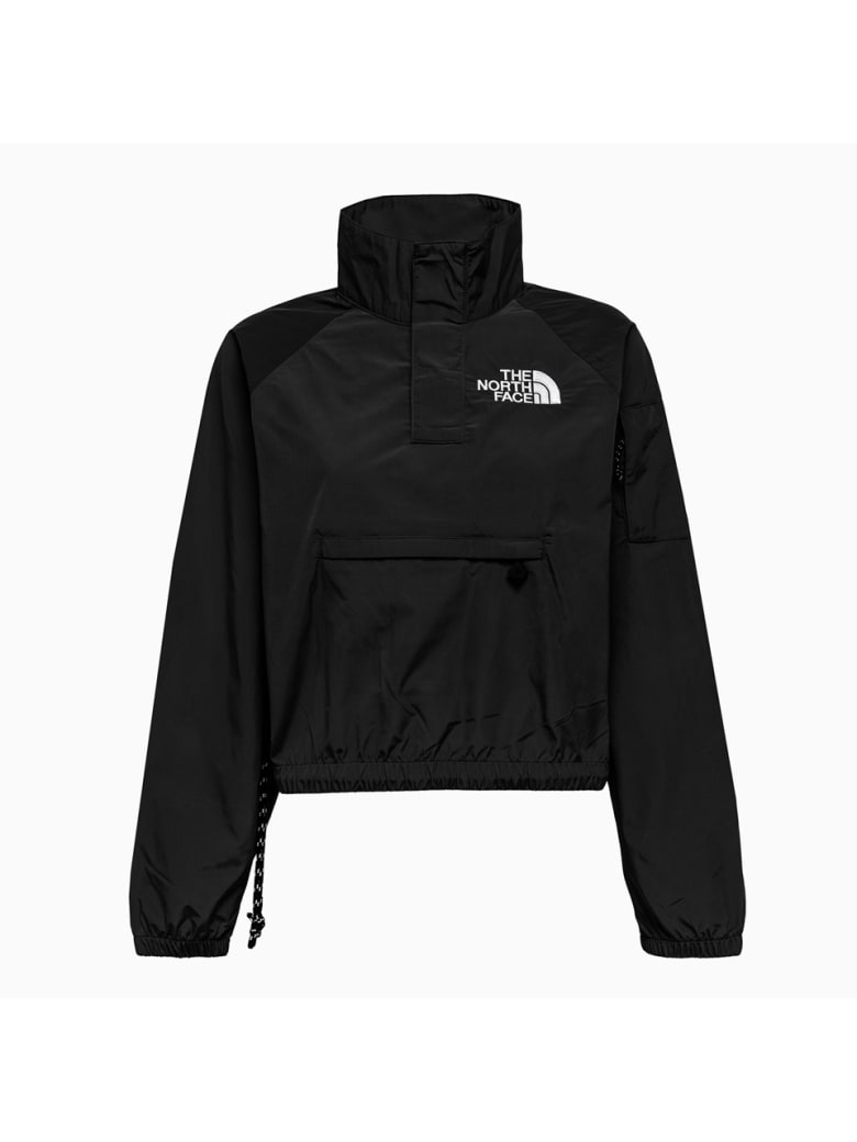 The North Face Wind Jacket Nf0a491kjk31 - BLACK