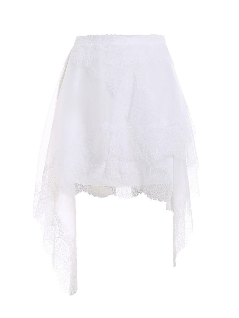 Ermanno Scervino Skirt Lace - White