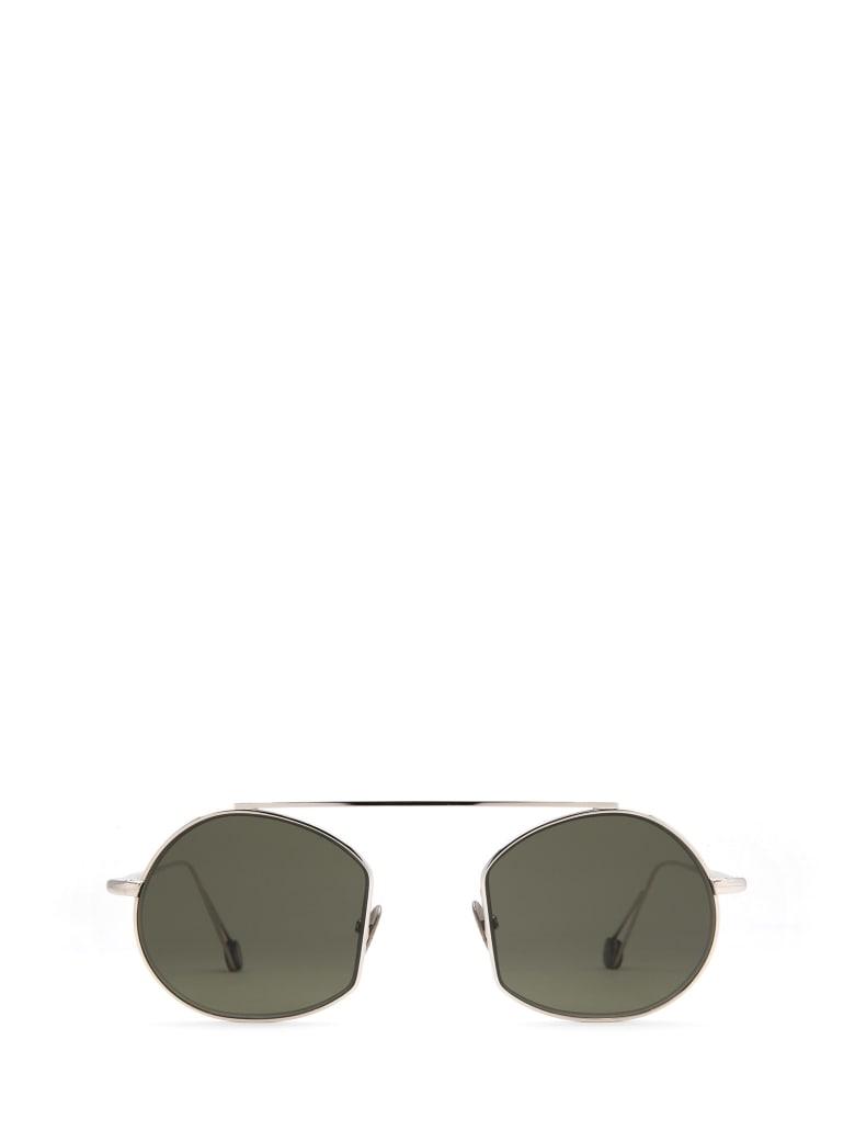AHLEM Ahlem Place Des Victoires White Gold Sunglasses - WHITE GOLD