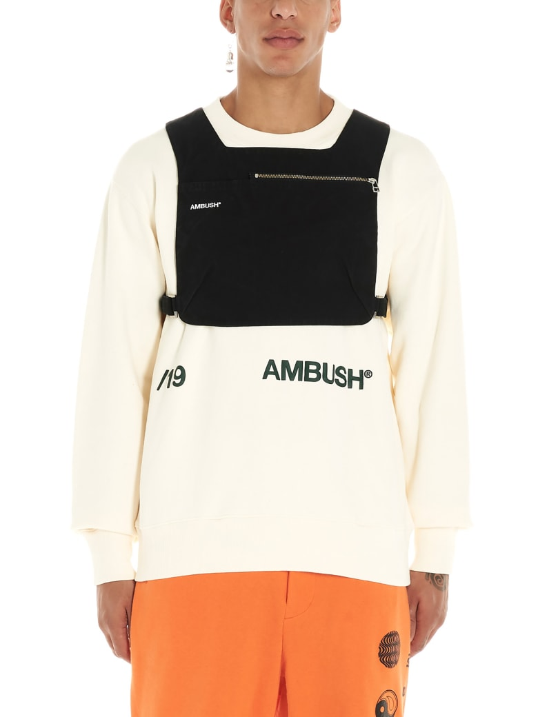 AMBUSH 'body Baf' Vest - Black